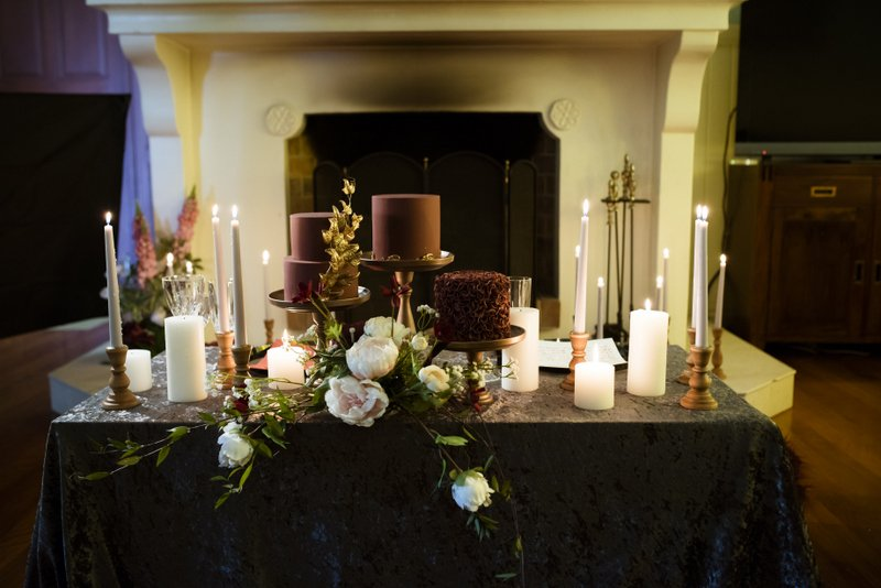 elopement styling